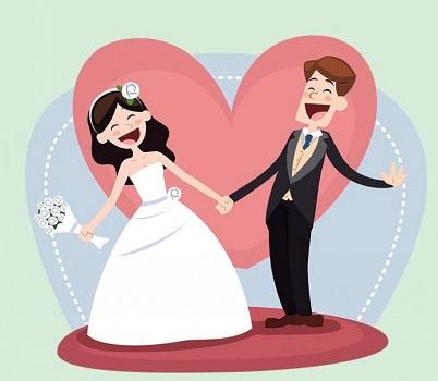 تضمین سلامتی با ازدواج موفق