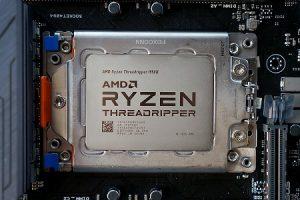 درآمد محل فروش ماهیانه AMD از پردازنده از اینتل بیشتر شد