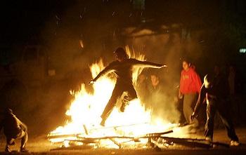 3 هزار نیروی شهرداری در چهارشنبه سوری در حالت آماده باش
