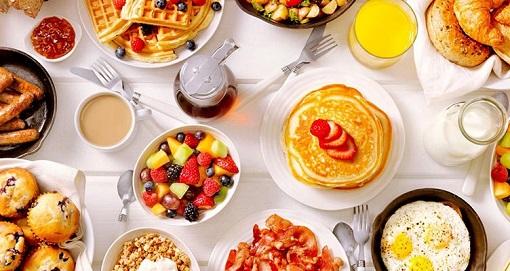 درست کردن صبحانه ای برای لاغری