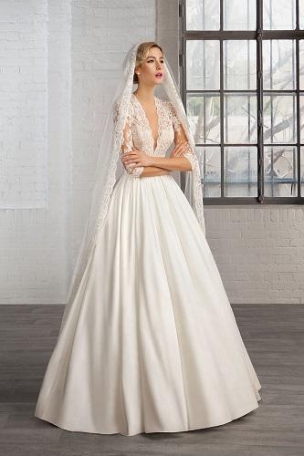 مدرنترین مدل های لباس عروس 2018