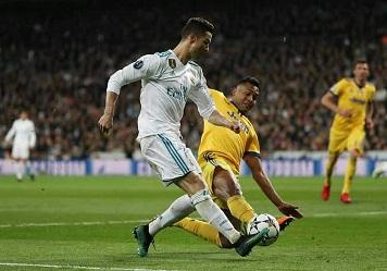 رئال مادرید باخت و صعود کرد