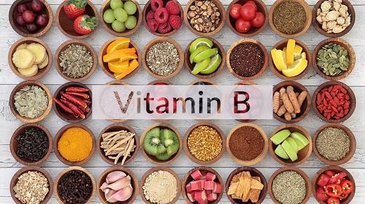 درمان استرس با مصرف ویتامین B