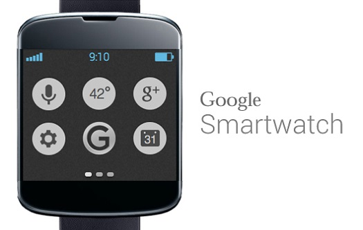 لحظه شماری برای نخستین ساعت هوشمند گوگل