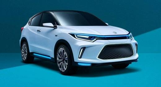 عرضه خودروی تمام الکتریکی هوندا برای بازار چین