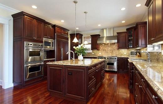 جدیدترین مدل های کابینت آشپزخانه 2018