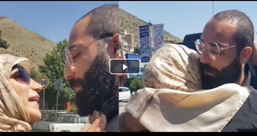 آزاد شدن حمید صفت خواننده رپ از زندان