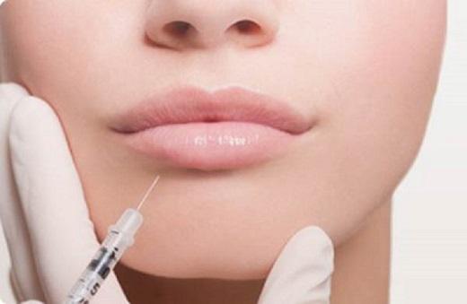 بررسی عوارض تزریق ژل موضعی مانند بوتاکس