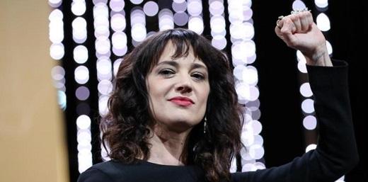 سخنرانی جنجالی آزیا آرجنتو در اختتامیه جشنواره جهانی فیلم کن
