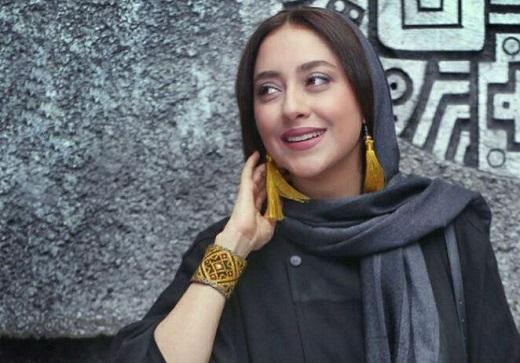 جدیدترین عکس های بهاره کیان افشار در اردیبهشت 97
