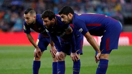 باخت عجیب بارسلونا مقابل لوانته در لالیگا