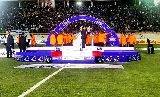 قهرمانی تیم استقلال در جام حذفی