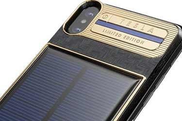 جزئیاتی از جدیدترین گوشی آیفون مجهز به صفحات خورشیدی