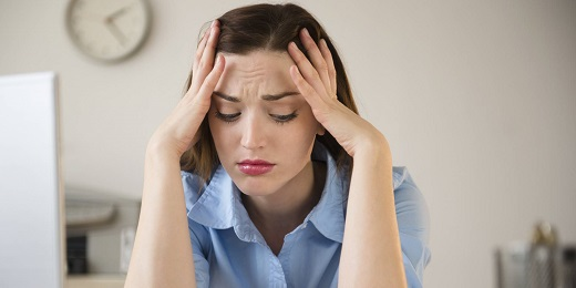 تاثیر منفی استرس بر زندگی