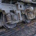 واژگون شدن قطار باری ایران - ترکیه در آذربایجان غربی