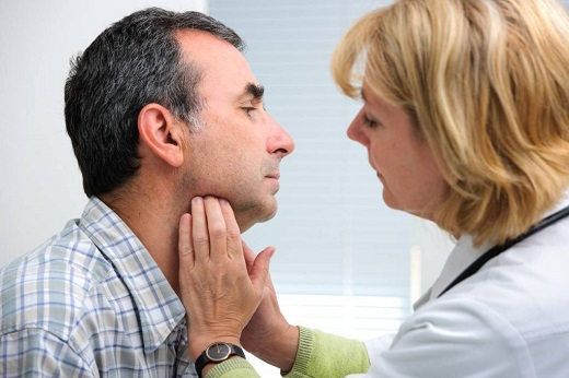 علائم و درمان گواتر
