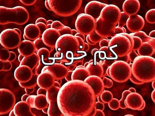 درمان کم خونی با مصرف این مواد غذایی