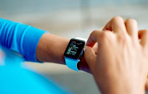شناسایی دانشجویان با استفاده از ساعت های هوشمند اپل