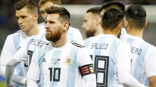بررسی نقاط ضعف و قدرت آرژانتین در جام جهانی 2018