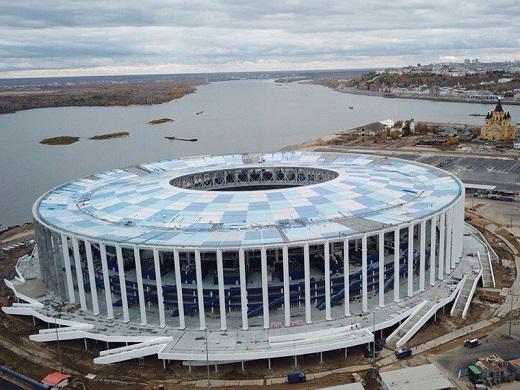 استادیوم نیژنی نووگراد