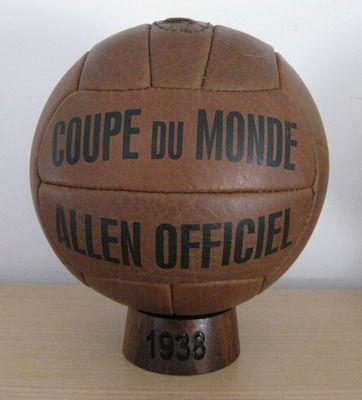 توپ بازیهای جام جهانی فوتبال از 1930 تا 2018