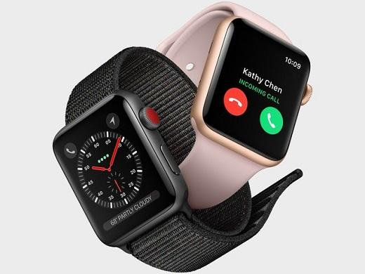 ساعت های هوشمند اپل واچ