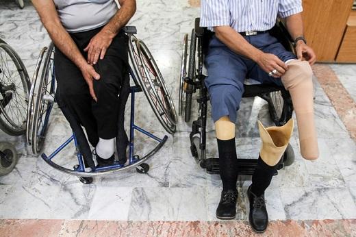 واگذاری آسایشگاه جانبازان کاشان به بنیاد شهید