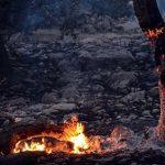 آتش سوزی شهرک مولوی سنندج
