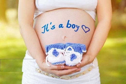 علائمی که به شما می گویند پسر باردار هستید