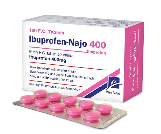 تفاوت ژلوفن با ایبوپروفن در چیست؟