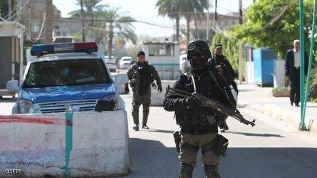 یک باند تروریستی داعش در سامرا منهدم شد