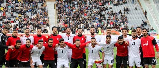 اعلام فهرست نهایی تیم ملی فوتبال ایران برای جام جهانی 2018