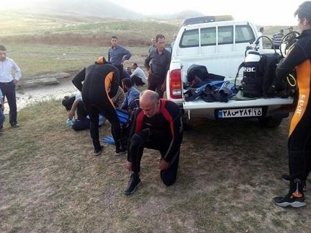پیدا شدن جسد مرد غرق شده در سد ینگجه