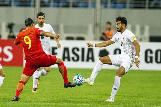 سیستم احتمالی تیم ملی ایران در جام جهانی 2018