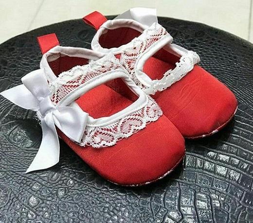 مدل کفش های نوزادی زیبا برای کودکان