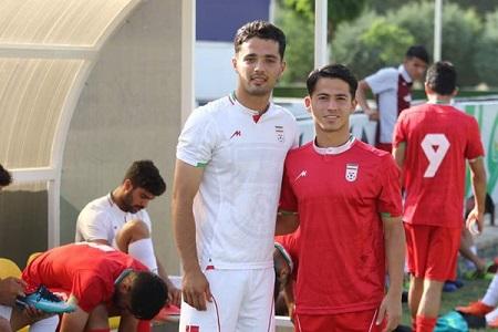 اضافه شدن امید نورافکن و حمید طاهرخانی به اردوی تیم ملی امید