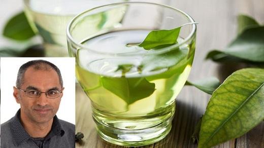 با نوشیدن چای سبز خطر سکته قلبی و مغزی را کاهش دهید