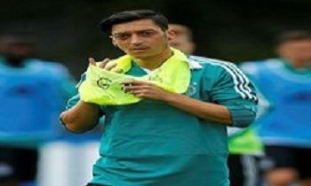 غیبت اوزیل در بازی نخست مقایل مکزیک