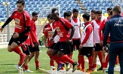 برنامه کامل تیم فوتبال پرسپولیس قبل از شروع لیگ