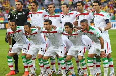بررسی عملکرد ایران در جام جهانی 2014