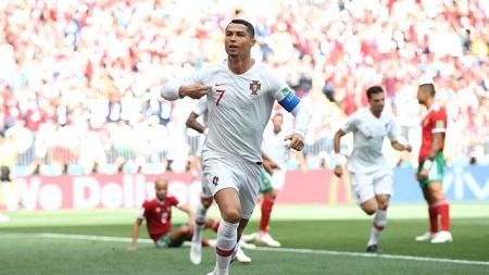 بهترین بازیکن بازی مراکش و پرتغال در جام جهانی 2018