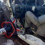 2 کشته و 18 مجروح در تصادف خونین پلدختر