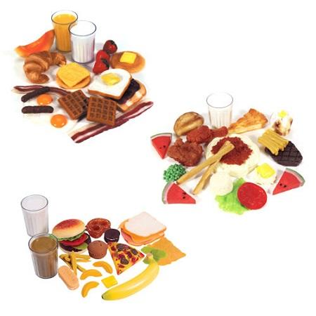 کمیت و کیفیت صبحانه ، نهار و شام