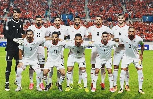 سقوط تیم ملی فوتبال ایران به رده دوم آسیا