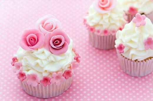 آموزش طرز تهیه کاپ کیک