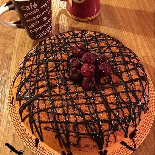 آموزش طرز تهیه کیک قابلمه ای بدون فر