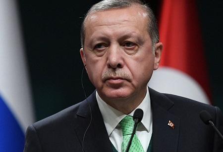 ماجرای شکایت رجب طیب اردوغان از آمریکا