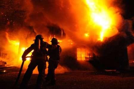5 کشته در آتش سوزی مرگبار ژاپن