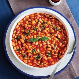 آموزش طرز تهیه خوراک لوبیای ایتالیایی