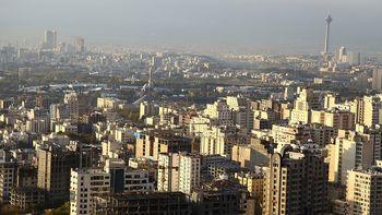 دمای هوای تهران